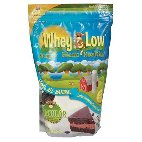 Granular Sweetener (Whey Low),...