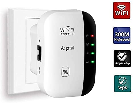 WiFi Repeater Router Wireless
