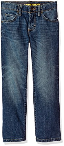 LEE Big Boys' Sport X-Treme Comfort Slim Jean, Osmond, 16 Regular Blue Kids Jeans