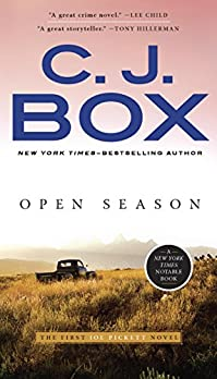 Open Season by C. J. Box ebook deal