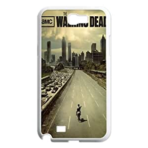 The Walking Dead Wholesale DIY Cell Phone Case Cover for Samsung Galaxy Note 2 N7100, The Walking Dead Galaxy Note 2 N7100 Phone Case