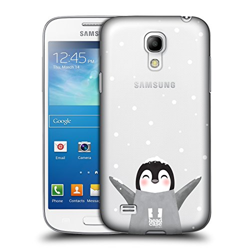 Head Case Designs Baby Penguin Collection Hard Back Case for Samsung Galaxy S4 mini I9190