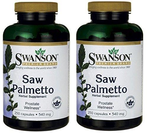 Saw Palmetto Swanson Premium 250X2