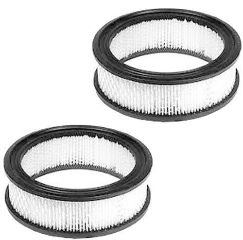 Kohler (2 Pack) 235116-S Air Filter; M8, K181N/L and K241-K321; 8-16 HP engines