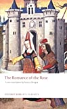 Front cover for the book The Romance of the Rose by Guillaume de Lorris