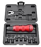 Astro Pneumatic Tool ADN14 Rivet Nut Drill Adapter Kit