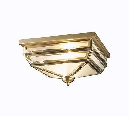 GHXDD Lámparas de Techo, Pasillo de balcón Lámparas de ...