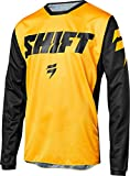 Shift 2018 Youth White Label Ninety Seven Jersey-Yellow-YS