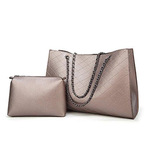 Grande à Femme à Main à Bandoulière Sacs Sacs Pour De Sacs Fashion Capacité Pour Femmes Gold Provisions q8PtR