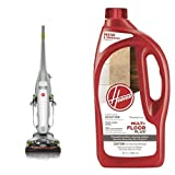 Amazon Price History for:Hoover FloorMate Deluxe Hard Floor Cleaner, FH40160PC - Corded and Hoover Multi-FLOORPLUS 2X Concentrated 32 Oz Hard Floor Cleaner Solution - AH30425 Bundle