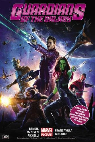 Guardians of the Galaxy Volume 1 (Guardians Of The Galaxy 2015)