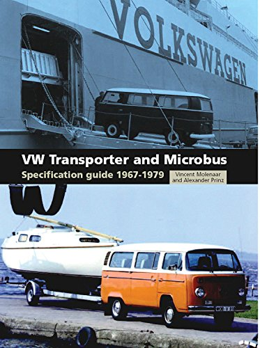 Download VW Transporter and Microbus: Specification Guide 1967-1979 pdf epub