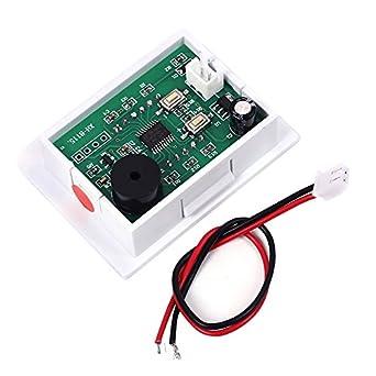 Alarma de alto y bajo voltaje - DC 4 - 50 V LED digital ...