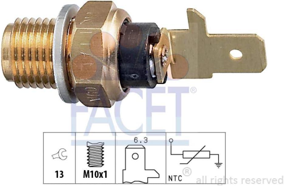 Facet 7.3154 Sensore Temperatura olio; Sensore Temperatura olio
