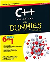 C++ All-in-One For Dummies, 3rd Edition Front Cover