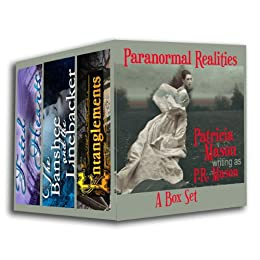 Paranormal Realities (A Paranormal Romantic Suspense Box Set) by [Mason, Patricia]