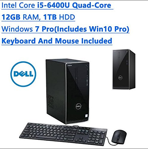 Dell Flagship Performance Quad Core Bluetooth