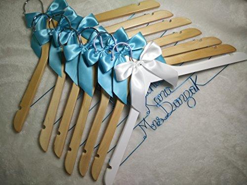 Personalized Wedding Hanger Bridesmaid Brides product image