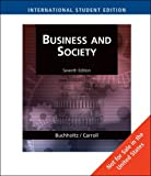 img - for Business and Society, International Edition by Ann Buchholtz (2008-05-14) book / textbook / text book