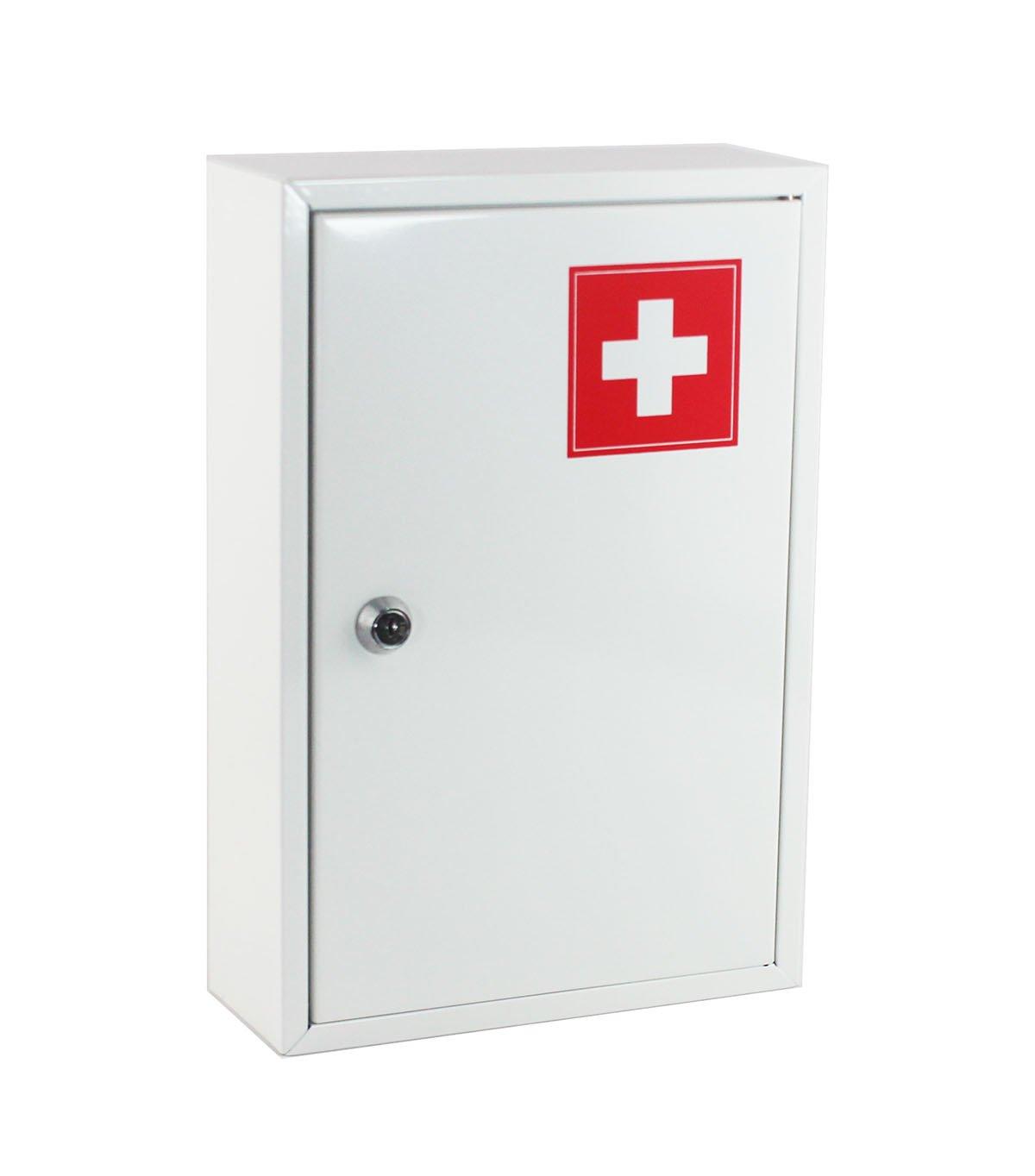 Armadietto per i medicinali / per pronto soccorso, dimensioni: 32x 22x 8,5cm MASMAS