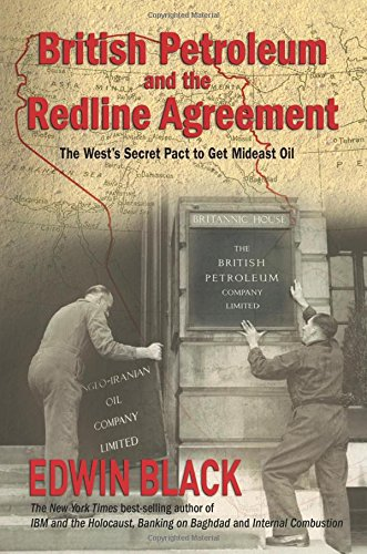 British Petroleum Redline Agreement Mideast product image