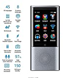 Intelligent Multifunctional Device with Translator 45 Languages, 2.8 Inch Touch Screen, WiFi Support