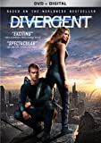 Divergent [DVD + Digital]