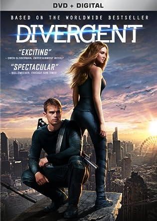 Divergent Dvd Digital