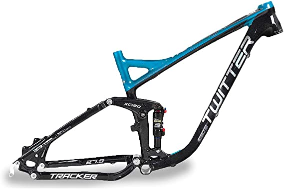 LIDAUTO Cuadro de Bicicleta de montaña Aleación de Aluminio para ...