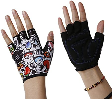 haorw 3ride bicicleta guantes ciclismo guantes para Road Race ...