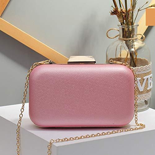 Per Pink Donne Borsa Clutch Tracolla Da Le color Sera Black Sposa Funytine Borse Festa A E UIq1F