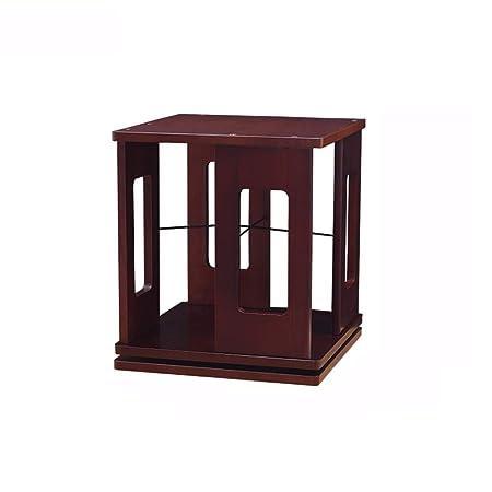Xiao Jian- Estante para Libros - Mesa giratoria Estante para mesas ...