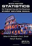 img - for Statistics for Engineering and the Sciences, Sixth Edition Student Solutions Manual book / textbook / text book