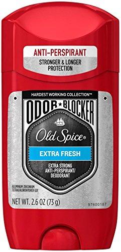Old Spice Odor Blocker Anti-Perspirant - Deodorant, Extra Fr