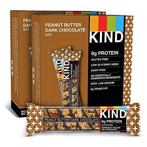 Chocolate Coated Peanut Butter - KIND Bars, Peanut Butter Dark