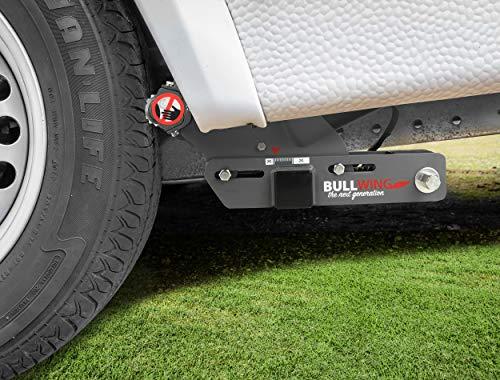 51uVSVLybaL Bullwing Caravan Wohnwagen Rangierhilfe elektrisch mit Fernbedienung 360° mit Befestigungsmaterial bis 1800kg Last