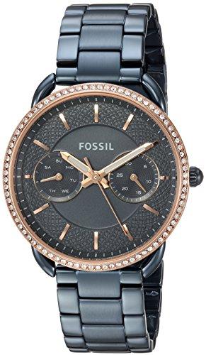 fossil blue watch women - 7