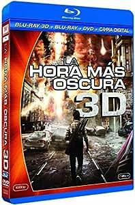 La Hora Mas Oscura (Bd 3D + Bd + Dvd+ Copia Digital) [Blu-ray]