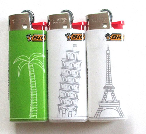 Bic Mini Monuments Series Lot of ()
