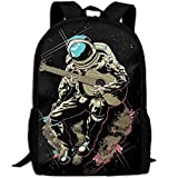 Outdoor Travel Backpack Bags - Unisex Fashion Astronaut Should Bag Handbag School Bag Backpack