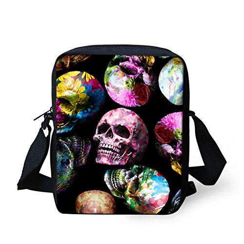 Skull7 pour bandoulière IDEA petit CC3531E femme HUGS Y Sac Skull4 Noir K6OFqHRSvH