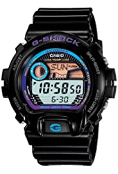 G-Shock GLX6900-1 Classic Series Luxury Watches - Black