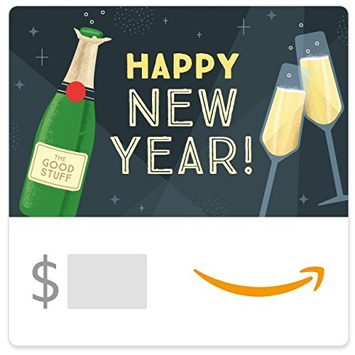 Store Sparkling Wine (Amazon eGift Card - New Year (Champagne))