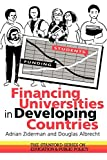 img - for Financing Universities In Developing Countries (Stanford Series on Education and Public Policy) book / textbook / text book