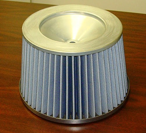 Sunshine Filters 22397K5 GG, Replacement for Endustra E047933. Lamp Shade Element, 12'' od x 7 1/2'' oh. by Sunshine Filters