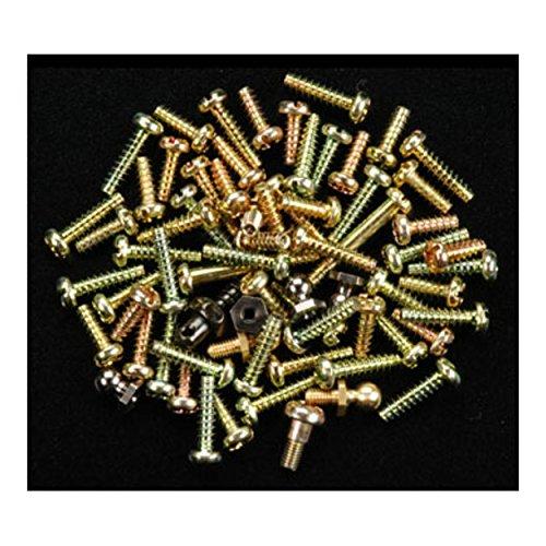 Posts Gunmetal Black (Tamiya Screw Bag B 58347 TAM9465656)