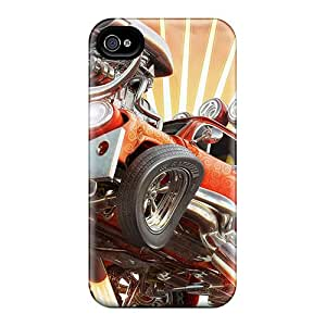 New Arrival Cover Case With Nice Design For Iphone 4/4s- Bull
