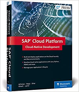 Buy Cloud-Native App Dev w/SAP Cloud Book Online at Low Prices in