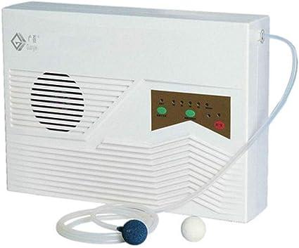 Purificador Ozonizador De Aire Para El Hogar Generador De Ozono Ionizador