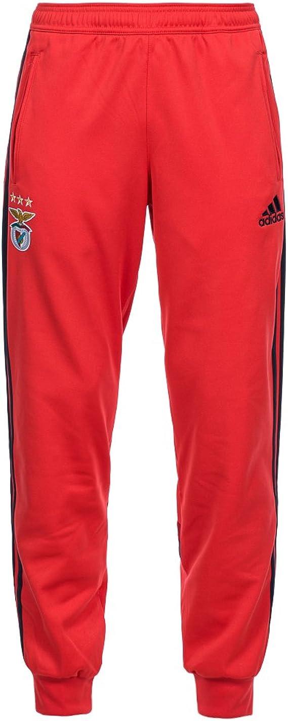 adidas – Pantalones de chándal del Benfica de Lisboa f84329 ...